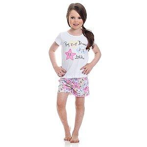 Pijama Big Dream Branco