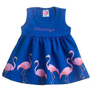 Vestido Flamingo Royal
