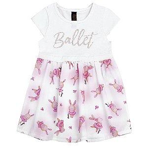 Vestido Ballet Branco