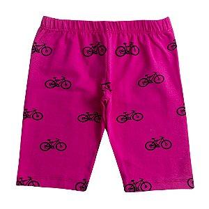 Bermuda Ciclista Pink