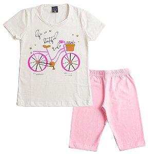Conjunto Infantil Beatiful Ride Off