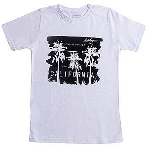 Camiseta Califórnia Branco