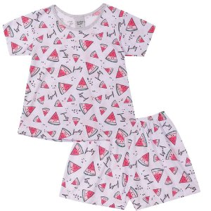 Conjunto Pijama Melancia