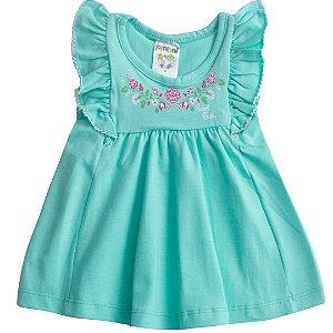 Vestido Sweet Baby Verde