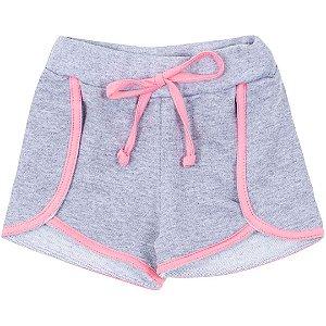 Shorts Mescla Claro