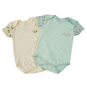 Kit Baby Body 2 Pc Colorido