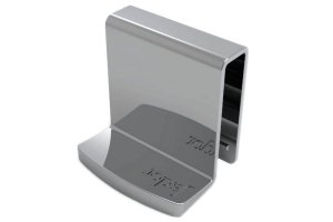 Puxador Abraçadeira Para Vidro 4-6-8mm