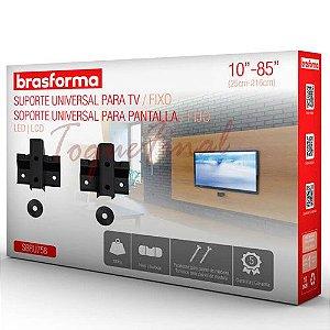 Suporte Fixo Universal Para TV SBRU758