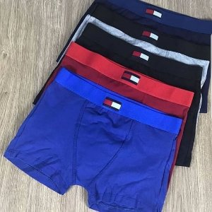 Kit 10 Cuecas Tommy Hilfiger