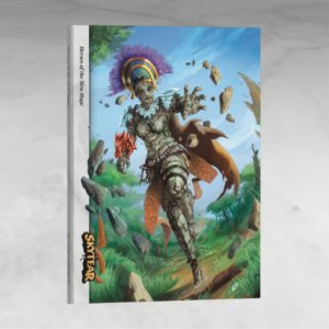 Artbook - Em Inglês - Pré venda