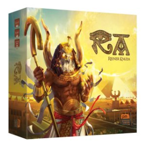Rá Board Game
