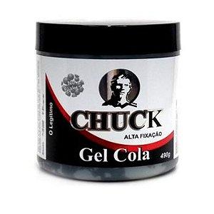 Gel Cola Alta Fixação 490g