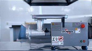 Picador de Carnes Inox Boca 22 Skymsen PS-22 220V
