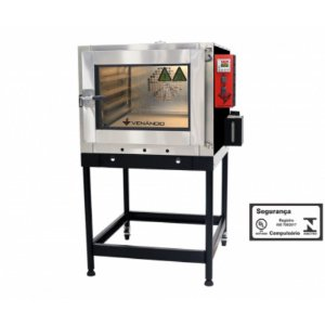 FORNO TURBO GAS VENANCIO TWISTER 5 TD FVT5D