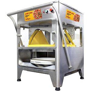 Abridora de massa de pizza amp 400
