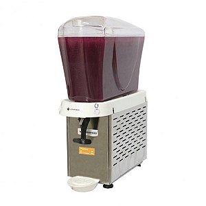 Refresqueira inox venancio com 1 reservatorio de 16 litros
