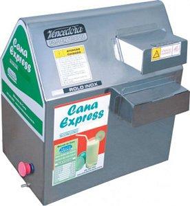 Moenda cana shop express eletrica hobby 20 litros por hora