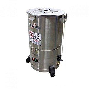 DESCASCADOR INOX 6 kg SKYMSEN DB 06 220V M 0,5CV