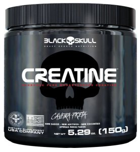 Creatina black skull 300 g