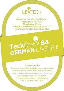 Fermento / Levedura TeckBrew 84 – GERMAN LAGER