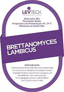 Fermento / Levedura TeckBrew Brettanomyces Lambicus