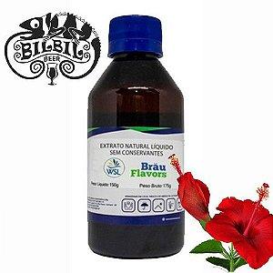 Extrato Natural de Hibisco 50g