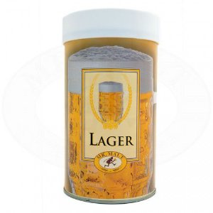 Beer Kit Mr. Malt Base Lager - 23l