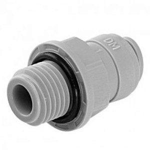 DMFit Engate Rapida 3/8 X Rosca Macho BSP 1/4 AMCB0604