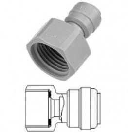 DMFit Engate Rapido 3/8 X BSP Femea 1/2 AFAB0607F