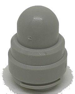 DMFit Conexao Tubo Cego (Tube ST OP) 3/8 - Cod.  ATES06W
