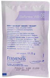 Fermento / Levedura Fermentis Trigo Wb-06 500gr