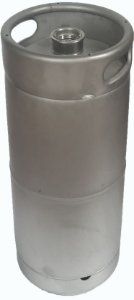 Barril de Chopp Slim Keg 20L