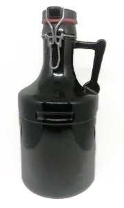 Growler Steel 2L Preto