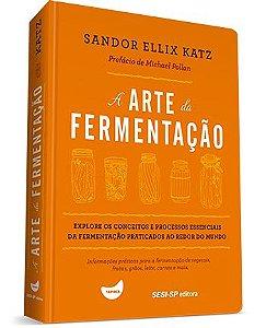 Livro - A Arte da Fermentação