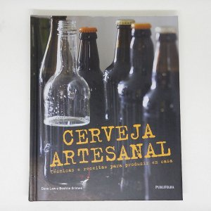 Livro - Cerveja Artesanal