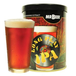 Beer Kit Mr Beer Long Play IPA - 8,5l
