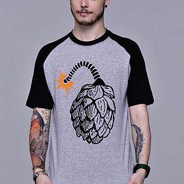 Camiseta Explosão de Amargor 2-GG
