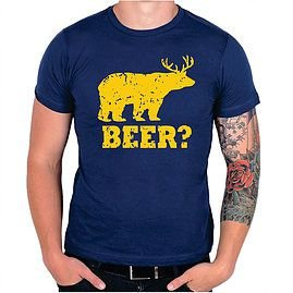 Camiseta Beer Int-XGG