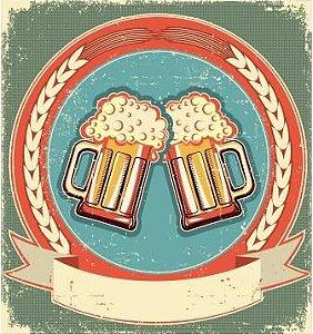 Arte de Rótulo para Cerveja Artesanal - 157
