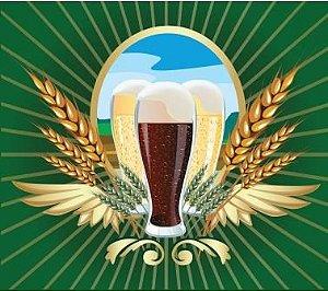 Arte de Rótulo para Cerveja Artesanal - 686