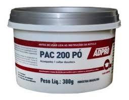 Sanitizante PAC 200