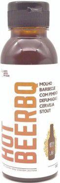 Molho Beer Food Lab - Beer BQ com Pimenta Defumada (com Stout)