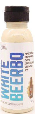 Molho Beer Food Lab - Beer Maionese Defumado com Chimichurri (com IPA)