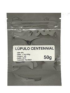 Lúpulo Centennial 50g - Fracionado