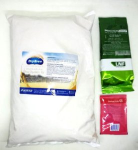 Kit DME (extrato seco) APA para 7l