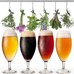 O uso de ervas e temperos na cerveja