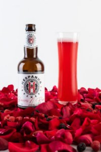 Cerveja Artesanal Berries N Rose - Lata 473ml