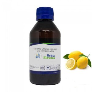 Extrato Natural de Limão Siciliano 50g