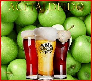 Acetaldeído na cerveja artesanal – O Off-flavor de maçã verde