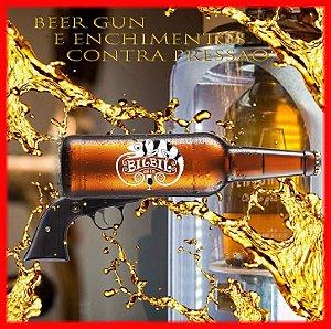 Beer Gun e Enchimentos de Contrapressão